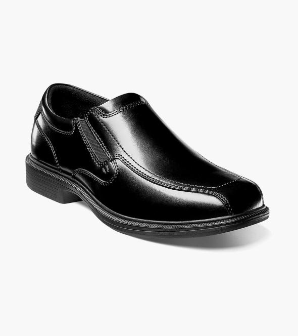 Bleeker Street Bike Toe Slip On