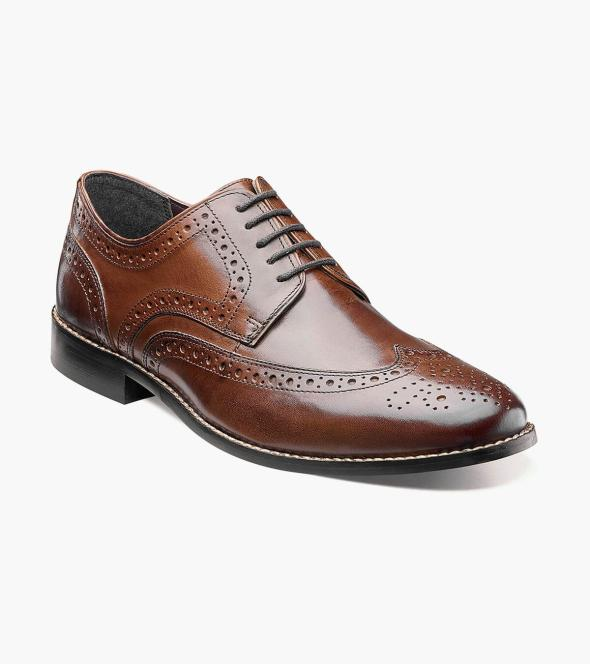 Nelson Wingtip Oxford
