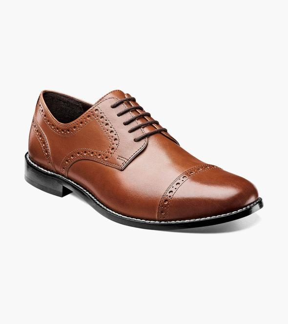 Norcross Cap Toe Oxford