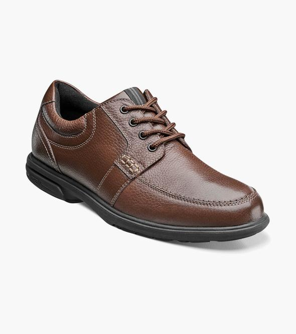 Carlin Moc Toe Oxford