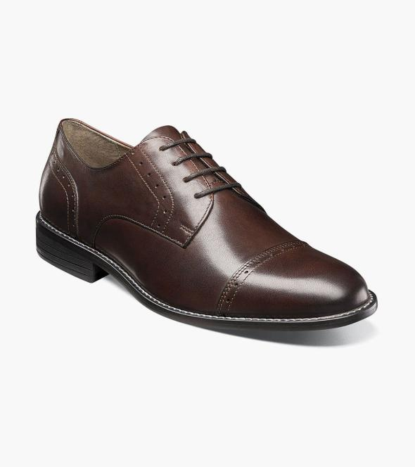 Sparta Cap Toe Oxford