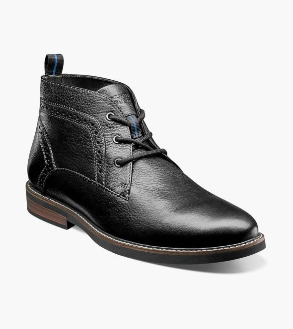 Ozark Plain Toe Chukka Boot