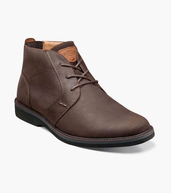 Barklay Plain Toe Chukka