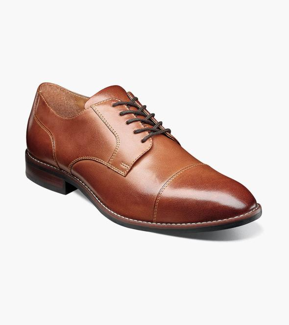 Fifth Ave Flex Cap Toe Oxford