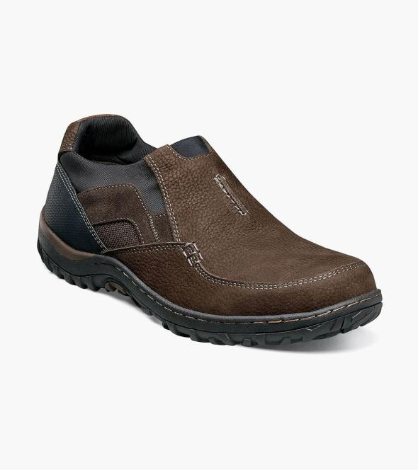 Quest Moc Toe Slip On
