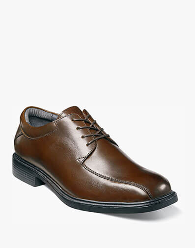 Marcell Bike Toe Oxford in Brown for $59.90