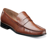 Nunn Bush Men's Westby Penny, Moc toe slip-on penny loafer, Genuine leather upper, Breathable Suedetec linings, Dual Comfort: A unique combination of two foam compounds that you have to feel for yourself to believe. The top most layer is created from memory foam, which forms to your foot for instant comfort. The bottom layer is created from an open cell foam that absorbs the pressure of each step and provides all-day comfort., Flexible rubber outsole.