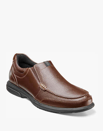 Carter Moc Toe Slip On in Brown for $59.90