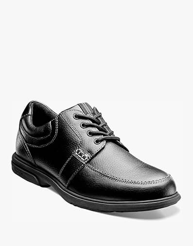 Carlin Moc Toe Oxford in Black for $69.95