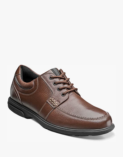 Carlin Moc Toe Oxford in Brown for $59.90