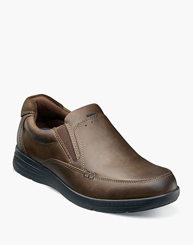 Cam Moc Toe Slip On in Brown CH for $69.95