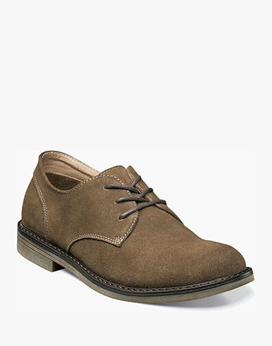Linwood Plain Toe Oxford in Camel for $39.90
