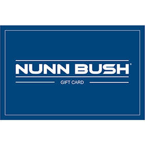 Nunn Bush Gift Card $150  in  for $150.00